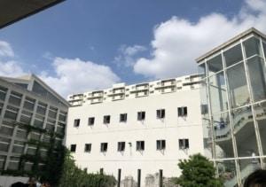 北野高校の校舎
