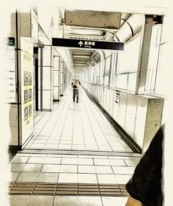 JR住吉駅4