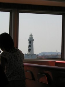 神戸港第一防波堤東灯台