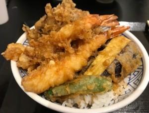 日本橋 天丼 金子半之助 大阪ららぽーと1