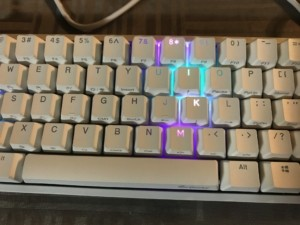 DUCKY ONE2 パターン4